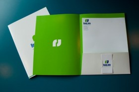 thiết kế folder 2